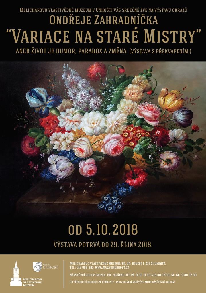 Pozvánka na výstavu